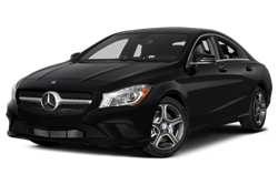 Mercedes Benz CLA250