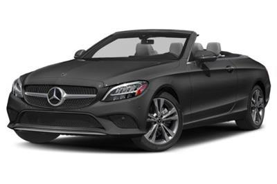 MERCEDES AMG CONVERTIBLE